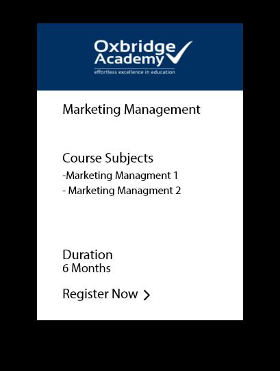 Marketing Management-1